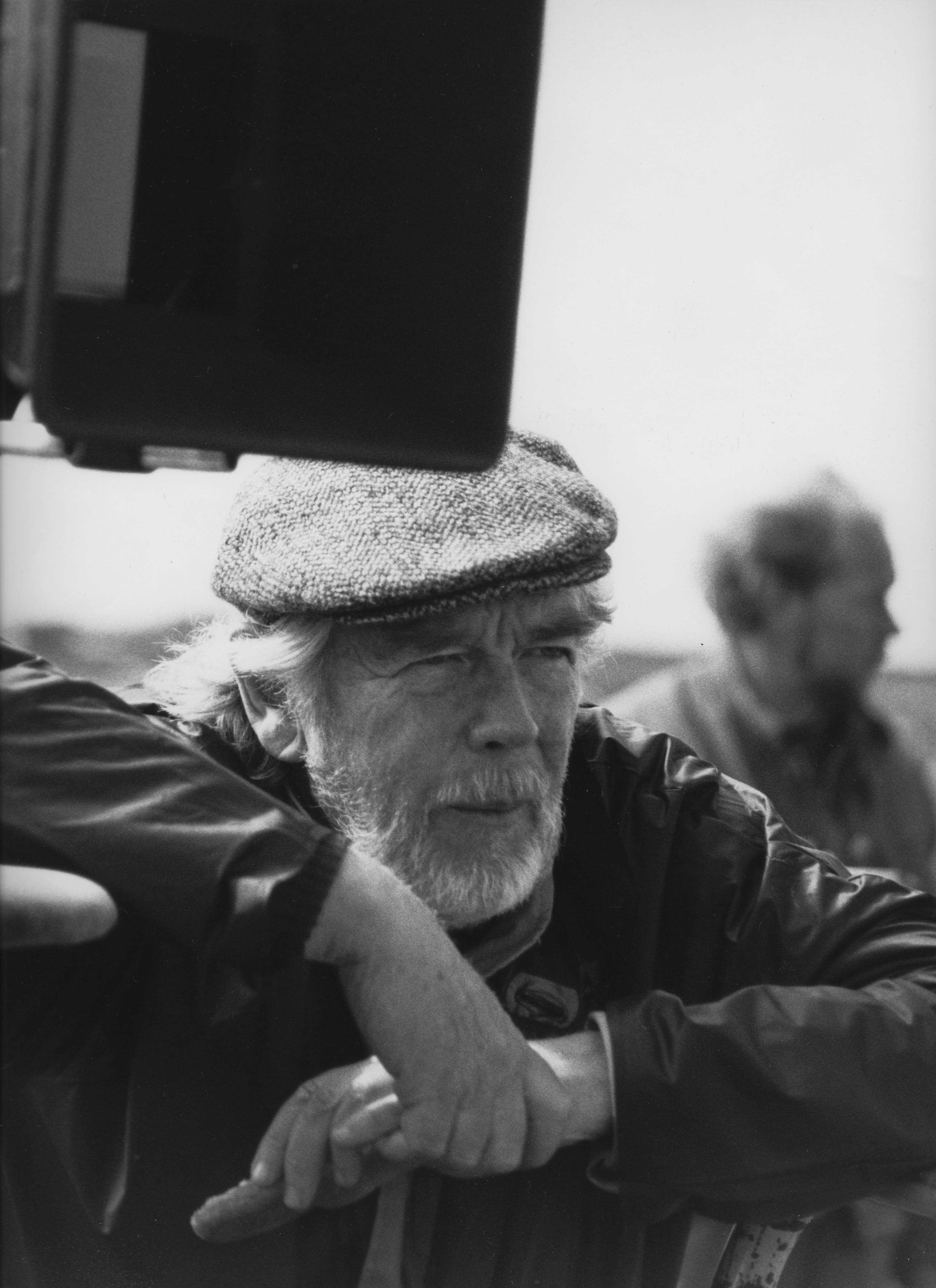 Sven Nykvist Filmfotograf Stillbildsfotograf Personer