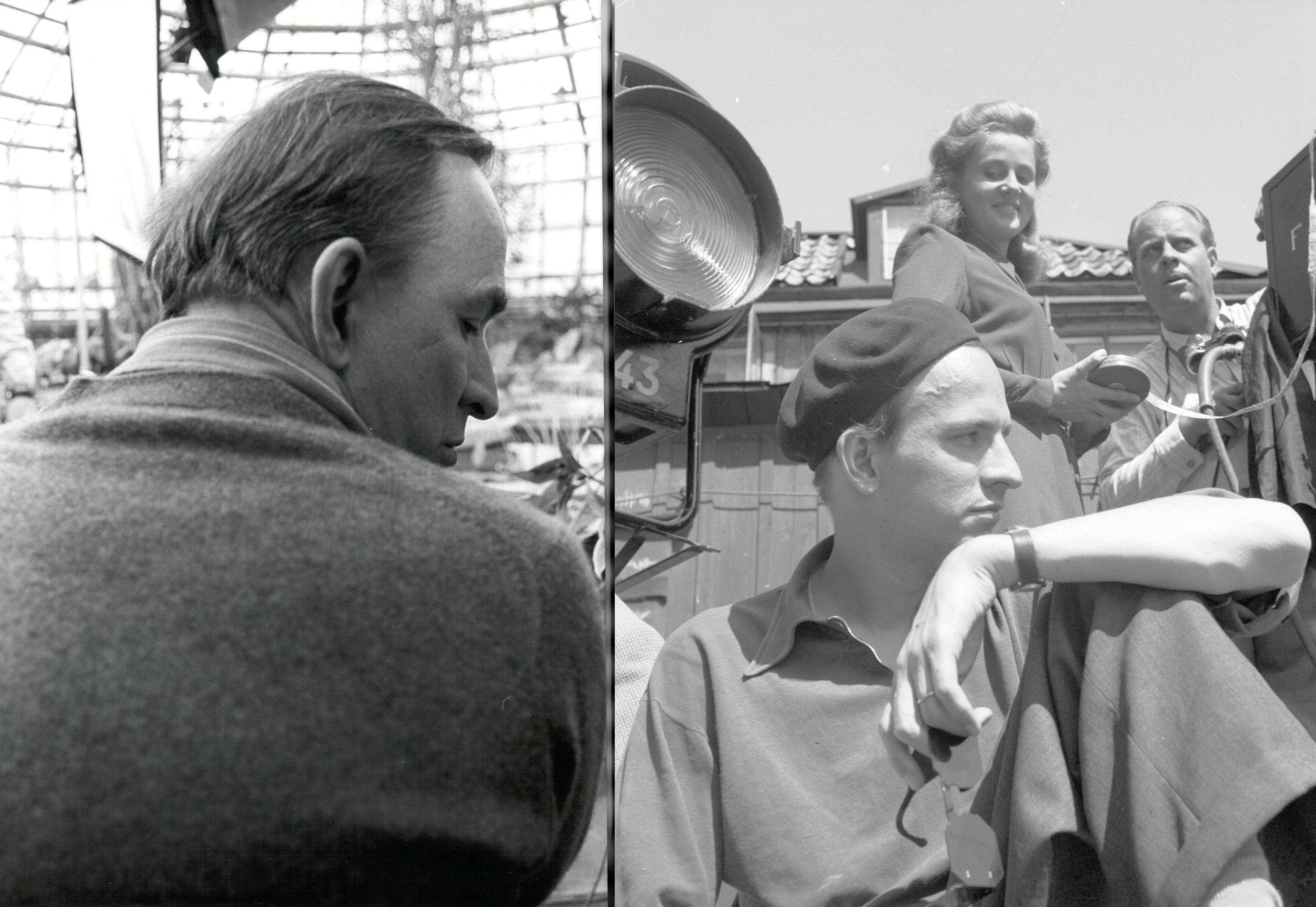 ingmar bergman the filmmaker