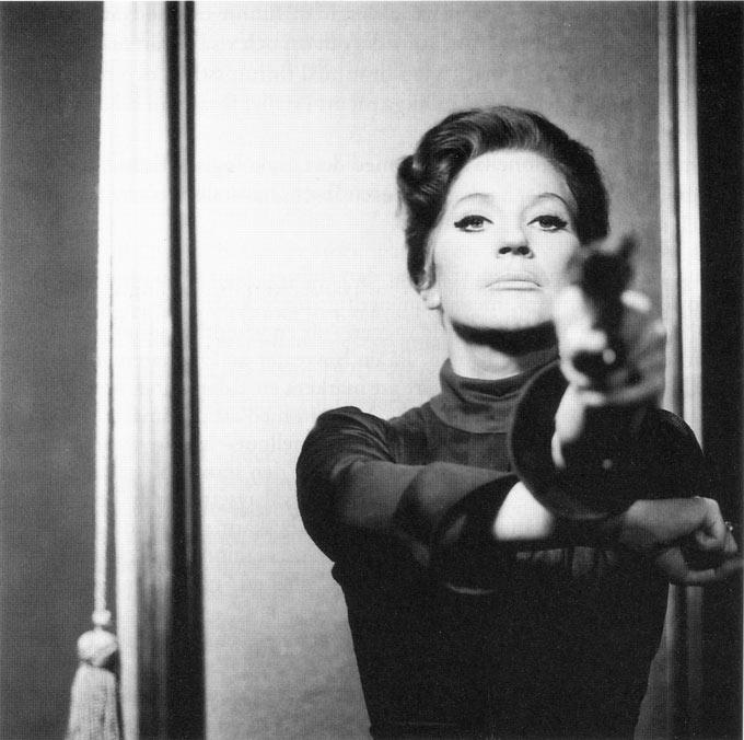 Hedda Gabler, 1964 - Verk - Ingmar Bergman