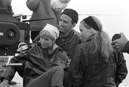 Bergmans forsta teater visas for allmanheten