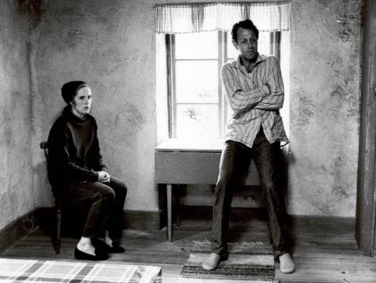ayıp, Liv Ullmann, Max von Sydow
