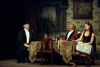 Theatre Productions Ingmar Bergman
