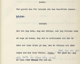 writings productions ingmar bergman