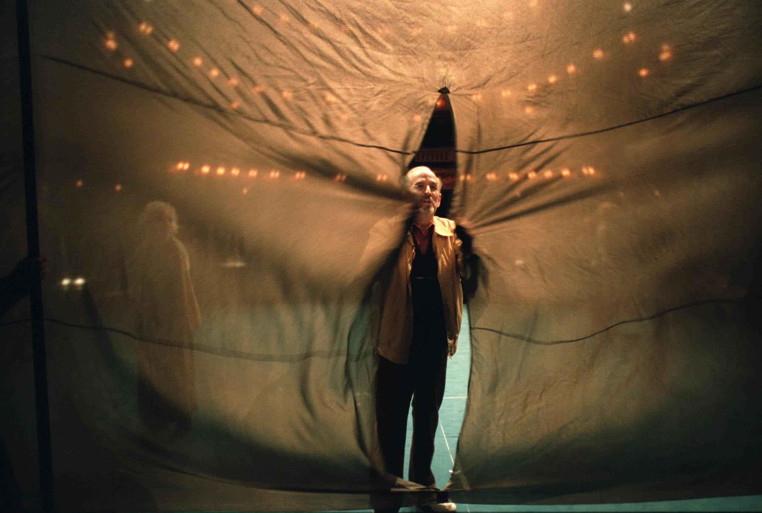 Calendar Artistic : Ingmar bergman the stage director